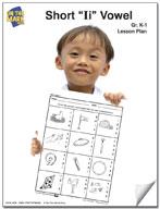 """Short """"I"""" Vowel Lesson Plan K-1"""