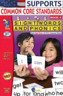 Sight Words and Phonics Book 3 (Enhanced eBook)