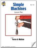 Simple Machines Lesson Plan