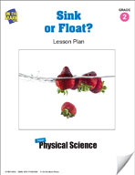 Sink or Float? Lesson Plan