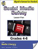 Social Media Safety Lesson Plan (eBook)