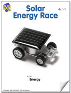 Solar Energy Race Lesson Plan