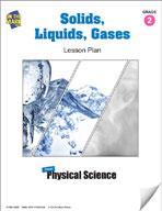 Solids, Liquids, Gases Lesson Plan