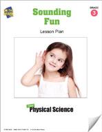 Sounding Fun Lesson Plan