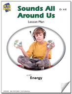 Sounds All Around Us Lesson Plan