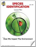 Species Identification Lesson Plan
