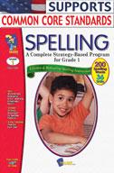 Spelling Grade 1 (Enhanced eBook)