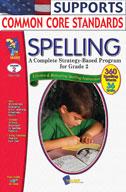 Spelling Grade 2 (Enhanced eBook)