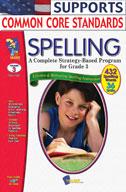 Spelling Grade 3 (Enhanced eBook)