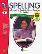 Spelling Grade 5 (Enhanced eBook)