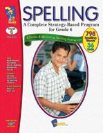 Spelling Grade 6 (Enhanced eBook)