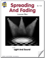 Spreading and Fading Lesson Plan