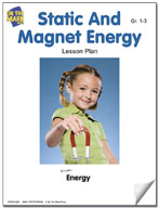Static and Magnet Energy Lesson Plan