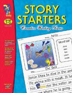 Story Starters Gr. 1-3 (Enhanced eBook)