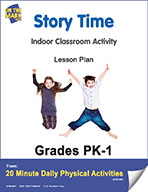 Story Time Lesson Plan (eLesson eBook)