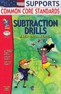 Subtraction Drills (Enhanced eBook)