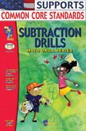 Subtraction Drills (Enhanced eBook)