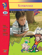 Superfudge Lit Link: Novel Study Guide (Enhanced eBook)
