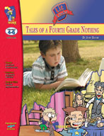 Tales of the 4th Grade Nothing Lit Link Gr. 4-6: Novel Study Guide