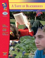 Taste of Blackberries Lit Link [Novel Study Guide] Grades 4-6 (Enhanced eBook)