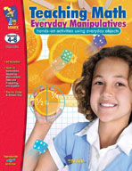 Teaching Math With Everyday Manipulatives (Enhanced eBook)