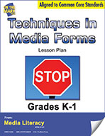 Techniques in Media Form Lesson Plan (eBook)
