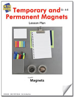 Temporary and Permanent Magnets Lesson Plan