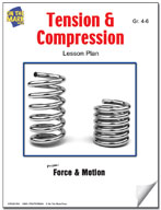 Tension and Compression Lesson Plan
