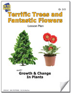 Terrific Trees and Fantastic Flowers Lesson Plan