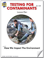 Testing for Contaminants Lesson Plan