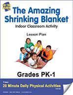 The Amazing Shrinking Blanket Lesson Plan (eLesson eBook)