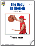 The Body in Motion Lesson Plan