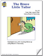 The Brave Little Tailor Fairy Tale Lesson Using Bloom's Ta