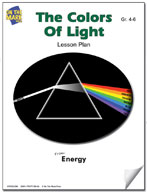 The Colors of Light Lesson Plan
