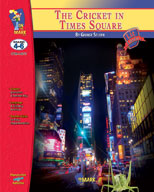 The Cricket in Times Square Lit Link: Novel Study Guide (Enhanced eBook)