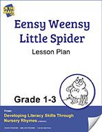 The Eensey Weensey Spider Lesson Plan