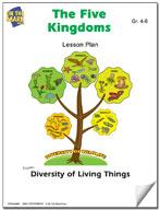 The Five Kingdoms Lesson Plan