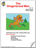 The Gingerbread Man Lesson Plan