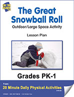 The Great Snowball Roll Lesson Plan (eLesson eBook)