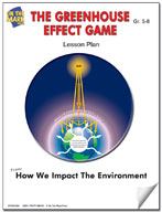 The Greenhouse Effect Game Lesson Plan