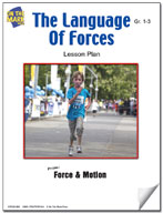The Language of Forces Lesson Plan