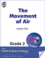 The Movement of Air Gr. 2  (e-lesson plan)