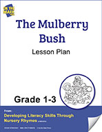 The Mulberry Bush Lesson Plan