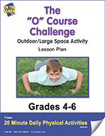 "The ""O"" Course Challenge Lesson Plan (eLesson eBook)"