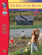 The Sign of the Beaver Lit Link: Novel Study Guide (Enhanced eBook)