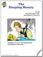 The Sleeping Beauty Fairy Tale Lesson Using Bloom's Taxonomy (Grades 3-5)