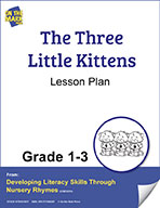 The Three Little Kittens Lesson Plan