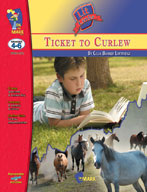 Ticket to Curlew, A Lit Link Gr. 4-6: Novel Study Guide