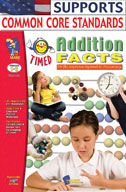 Timed Addition Facts (Enhanced eBook)