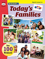 Today's Families Gr. 2-3 - Aligned to Common Core (eBook)